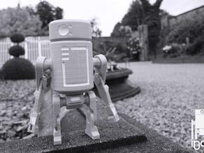 IBOT Vr2.0 - The Simple Robot Model Kit