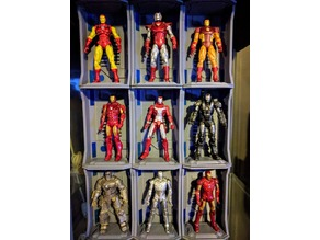 Iron Man Hall of Armors - Armory