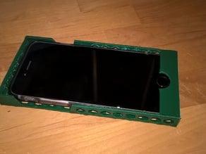 phone bike holder for Iphone 6 and lumina 640
