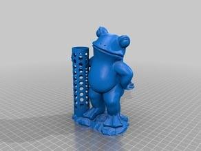 Frog Thoothbrush Holder