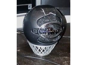 Snowball Mic Stand Basket