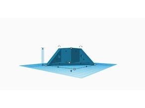corner angle plate fix ender enclosure
