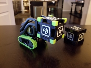Anki Vector Dummy Cube Box