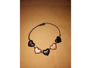 Heart Bracelet/Pendant