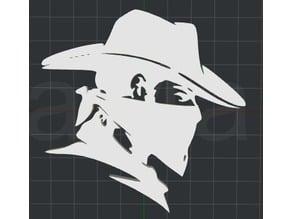 Bandit 2D Wall Art