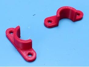 17mm pipe / tube holder for filament box