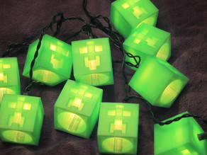 Mine creeper lights