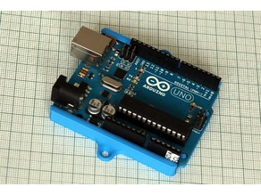 Arduino Uno Mounting Plate