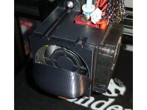 Ender 3 hot end fan cover