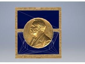 Nobel Medal (sketch up and inventor files)