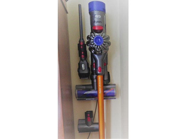 Dyson Accessory Holder By Idealmelissa