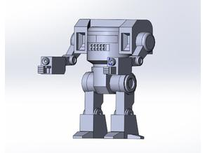 Duan Gung miniature for Battletech boardgame