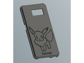 Samsung Galaxy S6 Phone Case Eevee
