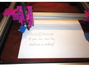 2020 DrawBot w/ Installation & Use Instructions