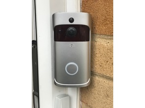 doorbell camera 45˚ mount