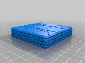TileScape Platform Tiles (from TileScape Sewers Core Set)