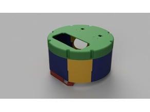 RobotGeek Geekbot - Cakebot Shell