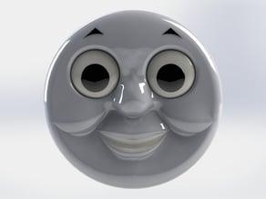 Thomas the Train Engine Face