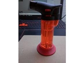 Jet (turbo) lighter stand