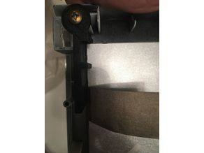 Screen Shelf Bartop Minitel Panel (Matra MODEL 1)