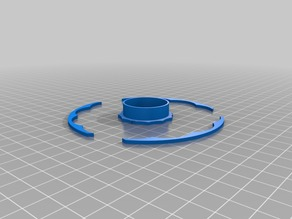 100 to 30mm spool adapter