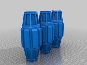 Rogue 1 Grenades