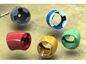 "1.500"" Exhaust Header Fabrication kit - Snap kit"