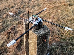 Crow - Detachable Aerial Photography Quadcopter Drone