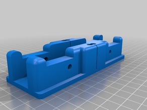 Mitre box for 2020 extrusions