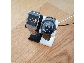 YAWS - Yet another watch-stand