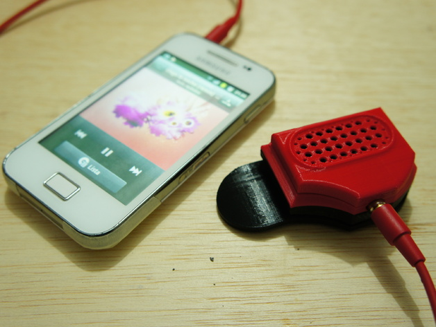 gadget parlante