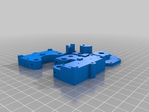 The Ant CPCBM: printable without supports (bridge_2p3_b)