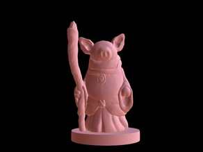 Hogwizzard (18mm scale)