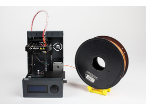 Vertex Nano's spool holder - light