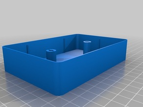 Lockable Sorter Box: Undivided box