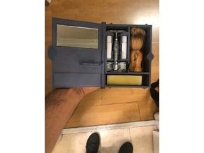 SHAVING SAFETY RAZOR BOX