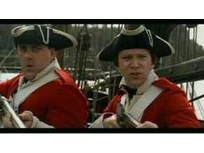 """Pirates of the Caribbean """"We're Guarding the Ship"""" Scene Lithophane"""