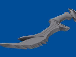 Daedric Dagger (The Elder Scrolls V)