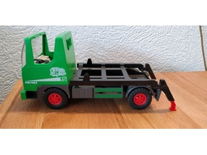 Stamp for playmobil 3318 truck