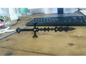 Arc sword