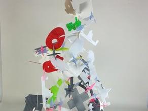Contemporary Modern Art (Jean Arp / Tatlin lovechild)