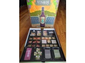 Vinhos Deluxe Organizer (incl. expansions)
