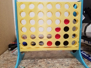 Connect four (board game)