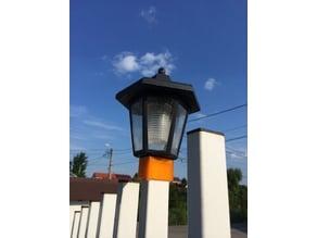 LED FENCE HOLDER