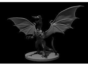 Black Dragon Pose 2