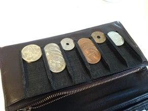 Japan Yen Coin Holder
