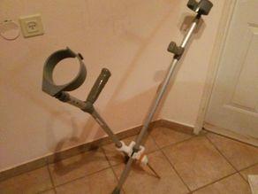 Tri-Crutch