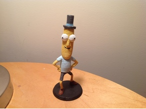 Mr. Poopy Butthole - RICK AND MORTY
