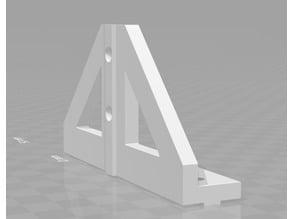 AM8 Z-axis brace, channeled