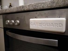 Stove Cat Guard